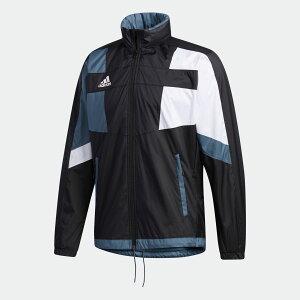 【公式】アディダス adidas テニス チームウェア ウーブン テニスジャケット / TEAMWEAR WOVEN TENNIS JACKET メンズ ウェア アウター ジャケット 黒 ブラック FS3804