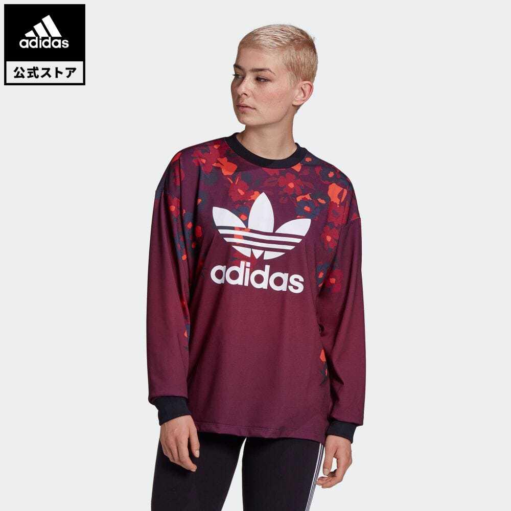 トップス, Tシャツ・カットソー  adidas HER Studio London GC6836 p0409