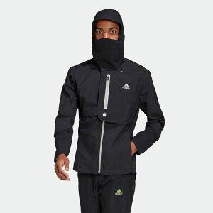 【公式】アディダス adidas ランニング WIND. RDY ジャケット / WIND. RDY Jacket メンズ ウェア アウター ジャケット 黒 ブラック GN5921 ランニングウェア p1126