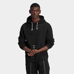 【公式】アディダス adidas パーカー オリジナルス メンズ ウェア トップス パーカー(フーディー) スウェット 黒 ブラック GD9307 トレーナー