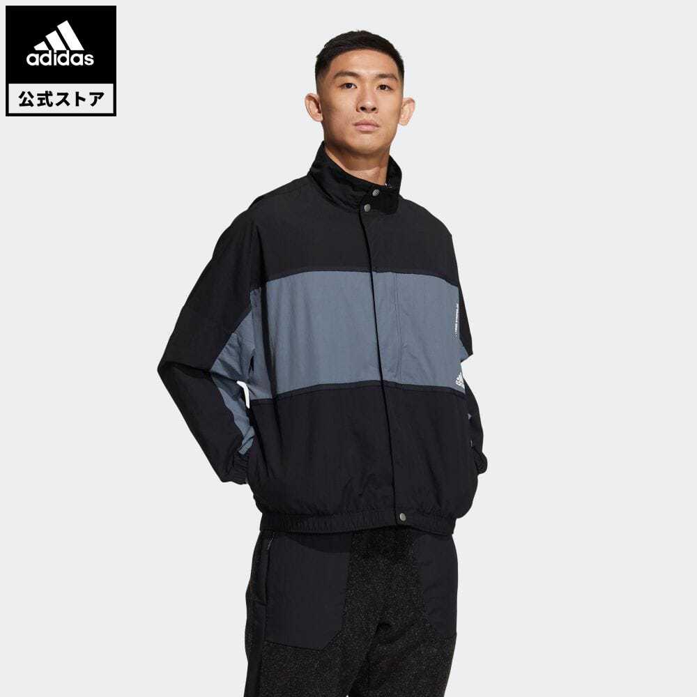 メンズファッション, コート・ジャケット  adidas Word Woven Jacket GL8673