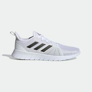 【公式】アディダス adidas ランニング ASWEEMOVE メンズ シューズ スポーツシューズ 白 ホワイト FW1677 ランニングシューズ スパイクレス