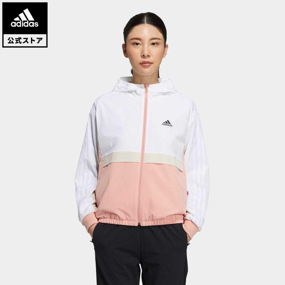レディースファッション, コート・ジャケット  adidas Hooded Jacket GP0620