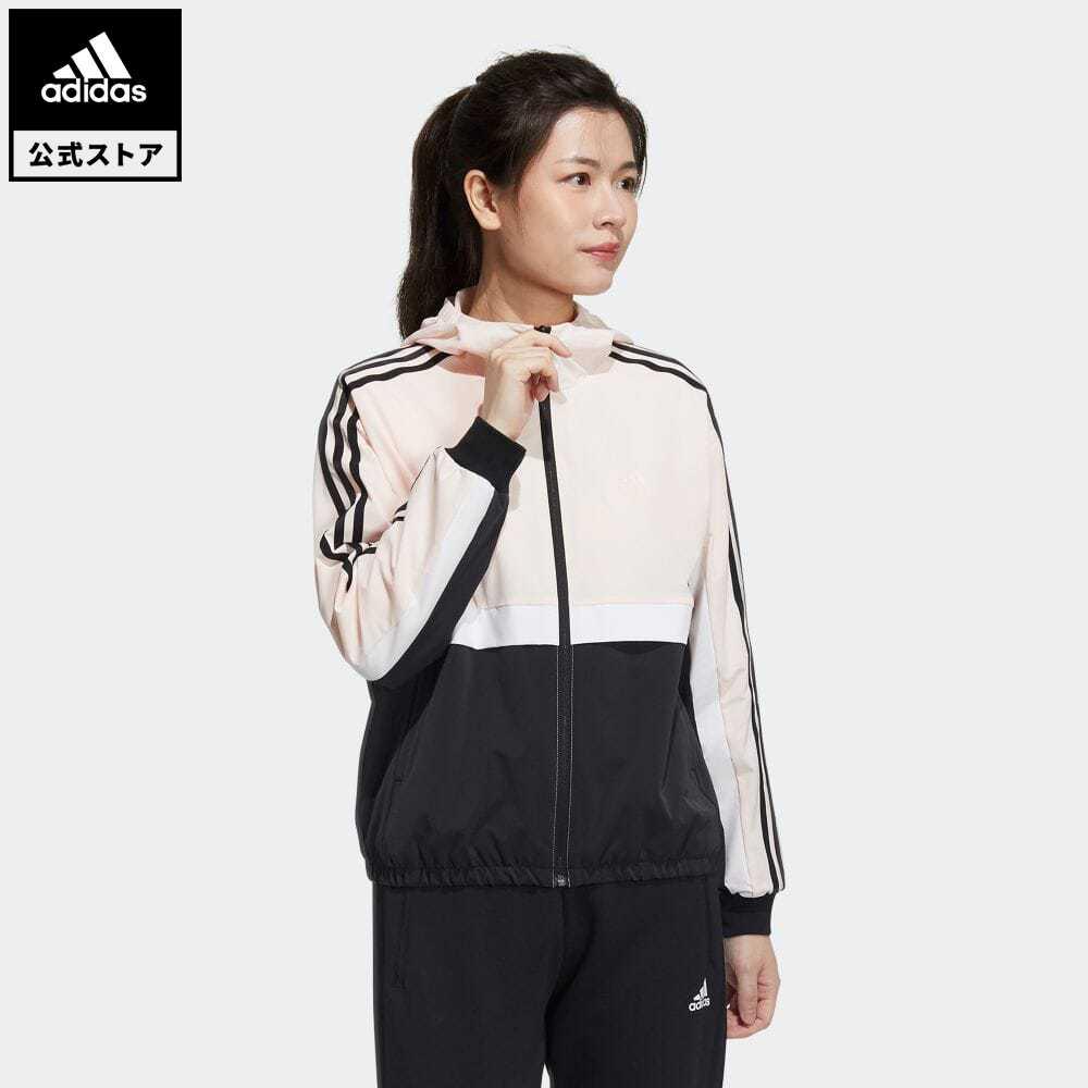 レディースファッション, コート・ジャケット  adidas Hooded Jacket GP0622