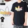 アディダスオリジナルスTシャツ上メンズadidasoriginalsビッグロゴトレフォイル三つ葉グラフィック半袖26536