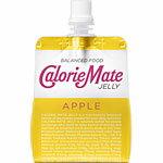 大塚製薬 カロリーメイトゼリー アップル味 215gX6個
