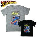 スーパーマン プリント半袖Tシャツ メンズ コミック SUPERMAN DCコミックス キャラクター ウェア トップス 【RCP】