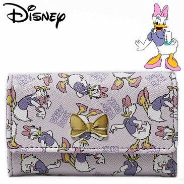 デイジーダック キーケース レディース キッズ Disney Daisy Duck ディズニー キャラクター グッズ 鍵入れ 【RCP】