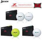 ダンロップSRIXON-スリクソン-NEWスリクソンZ-STARXV2021ゴルフボール1ダース(12個入り)