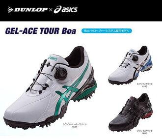 asics-亞瑟士-人高爾夫球鞋凝膠能手旅遊毛皮圍巾