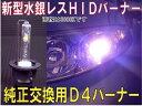 安心保障◆アドバンスワークス◆純正装着D4交換用バーナー◆8000k◆2本セット◆
