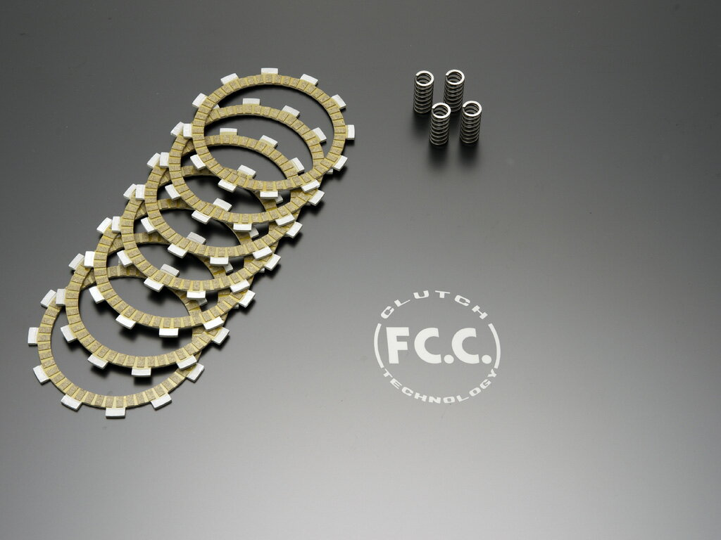 駆動系パーツ, 強化クラッチ ADVANTAGE FCC Type-B YAMAHA R1-Z TZR250(1KT TZR250(2XT)