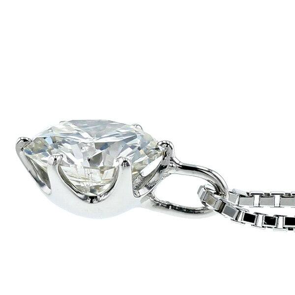ダイヤモンド ネックレス 2.041ct I1-K-GOOD Pt 2ct 2カラット ダイヤモンドネックレス ダイヤモンドペンダント プラチナ Pt pendant ペンダント ネックレス necklace 一粒 大粒