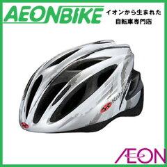 イオンから生まれた自転車専門店 AEONBIKE【OGK】ENTRA2 M/Lサイズホワイトシルバー【ヘルメ...