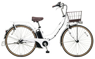 パナソニック(Panasonic)ティモ?Iホワイトパールクリア内装3段変速26型BE-ELTA632F2電動自転車
