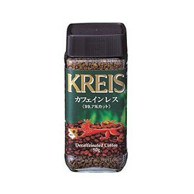 クライス(KREIS) カフェインレスコーヒー 50g インスタント