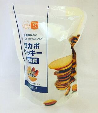 デルインターナショナル低糖質アーモンド ロカボクッキー 28g 個包装