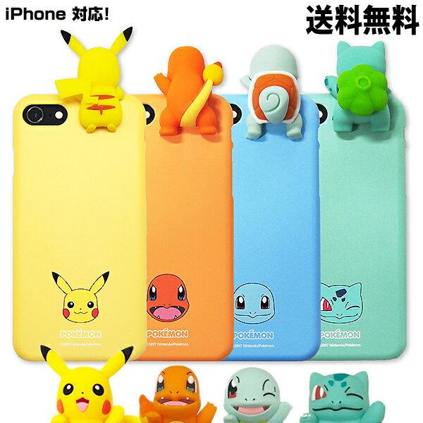 スマートフォン・携帯電話アクセサリー, ケース・カバー POKEMON Figure Hard CaseDM iPhone