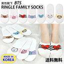 【靴下】BTS RINGLE FAMILY SOCKS【DM送料無料】BT21 ソックス BTSグッ