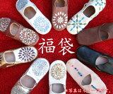 モロッコ◆本革◆3足入りのバブーシュ福袋・合皮のバブーシュのように蒸れない柔らかい履き心地が本革の魅力