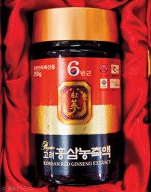 紀元前から長きにわたって健康をサポートしてきた確かな品質高麗紅参濃縮液6年根【高麗紅人参】...