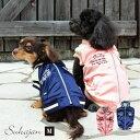 ペットウェア ドッグウェア 犬服 犬の服 小型犬 犬用 犬 かわいい かっこいい おしゃれ スカジャン AFRESHFEELING アフレッシュフィーリングAFスカジャン Mサイズ その1