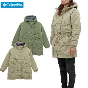 コロンビア レディース ブルー ピーク インターチェンジ 中綿ジャケット 撥水 防汚 厚手 防寒 Columbia Blue Peak Interchange Jacket SALE セール 即納