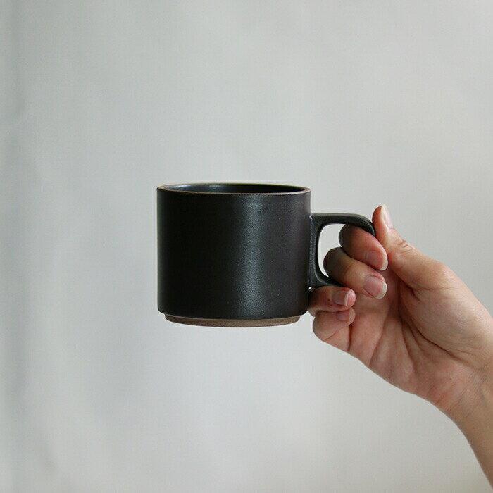 【即日発送】HASAMI PORCELAIN(ハサミポーセリン)[マグカップ ブラック HPB019][Mug Cup Black 黒 食器 シンプル 波佐見焼 母の日 父の日 お返し][楽ギフ_包装][楽ギフ_のし宛書]
