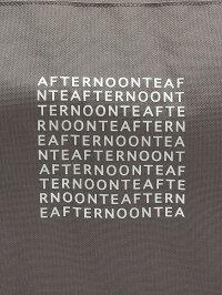 [Rakuten BRAND AVENUE]ロゴ柄保冷バッグL Afternoon Tea アフタヌーンティー・リビング 生活雑貨