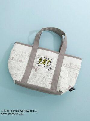保冷バッグ おすすめ 小型 ランチバッグ お弁当入れ アフタヌーンティー かわいい スヌーピー キャラクター