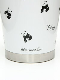 [Rakuten BRAND AVENUE]パンダ柄モバイルタンブラー Afternoon Tea アフタヌーンティー・リビング 生活雑貨