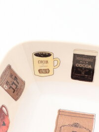 [Rakuten Fashion]【SALE/27%OFF】森永ココア/メラミンプレート Afternoon Tea アフタヌーンティー・リビング 生活雑貨 キッチン/ダイニング【RBA_E】