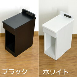 レビュー記入で\300円OFF!しかも送料無料です。【送料無料】小スペースにも使用できるスリムタイプのナイトテーブルサイドテーブル薄型幅20cmMG-20NT