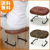 送料無料 2色対応 座面高24cmの折り畳み式万能椅子(正座椅子)らくらく正座椅子/座椅子/正座いす/折り畳み式/LE