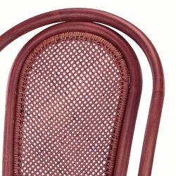 【送料無料】天然の素材を使用した上質な籐のダイニングチェアー回転式ラタンチェアB-120D