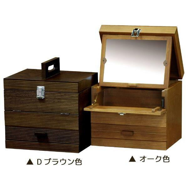 メイク道具・ケアグッズ, メイクボックス  BOX M2331