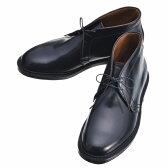 オールデン/ALDEN シューズ メンズ CHUKKA BOOT チャッカブーツ ブラック 1340-0001-0001