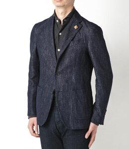 【2020年春夏SALE】ラルディーニ/LARDINI デニム ジャケット メンズ テーラードジャケット 2020年春夏 EI925AV-54252