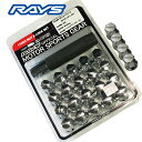 【RAYS】レイズ ロックナットセット 国産車 6穴用 17HEX M12x...