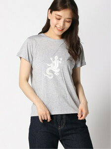 [Rakuten Fashion]FEMME/(W)SF64 Tシャツカットソー agnes b. FEMME アニエスベー カットソー Tシャツ グレー【送料無料】