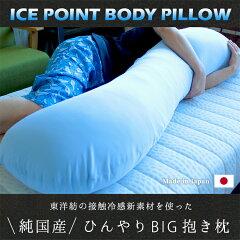 枕のおススメは東洋紡!アイスポイント 抱き枕の口コミはどんな感じ?