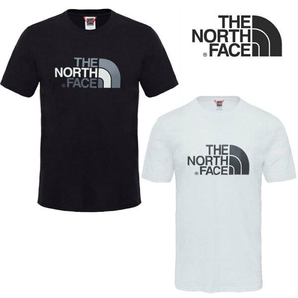 ザ・ノース・フェイスTシャツメンズT92TX3FN4T92TX3JK3THENORTHFACEブラックホワイトロゴ半そでTシャツ