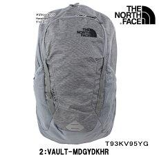 ザ・ノース・フェイスリュックヴォルトVAULTT93KVリュックノースフェイスTHENORTHFACEバッグバックパックag-906800