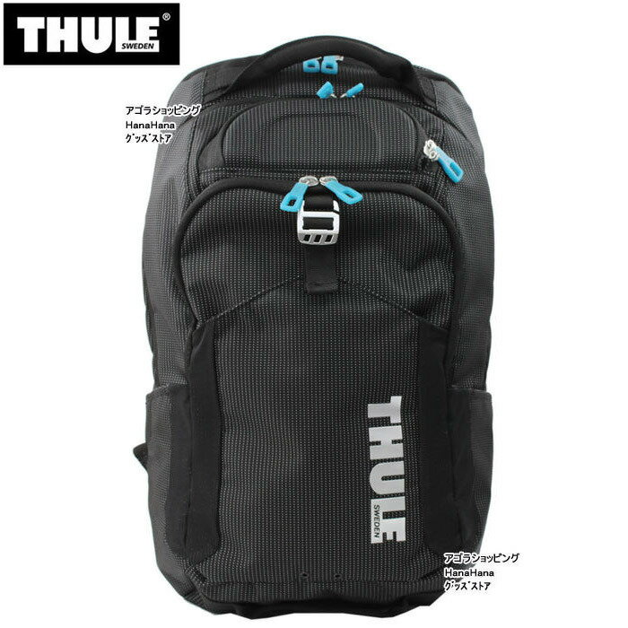 bf3365564afb スーリー THULE バッグ リュック TCBP-417 Black 32L SWEDEN Crossover series Crossover 32L  BackPack バックパック デイバッグ ag-863500 □送料無料!