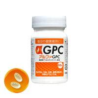 αGPC(アルファGPC)60粒【子供サプリメント】【α-gpc】【レシチン】