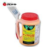 トップジンMペースト 1kg ハケ付き 樹木用切口癒合剤 農薬 日本曹達