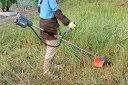 充電式草刈機 36V SBC-3650 バッテリー・充電器付き 電動刈払機 スマートコーシン 工進 3