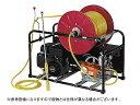 【代引手数料無料】【試運転済み】エンジン(4サイクルエンジン) 動噴 噴霧 噴霧器 噴霧機 セ...