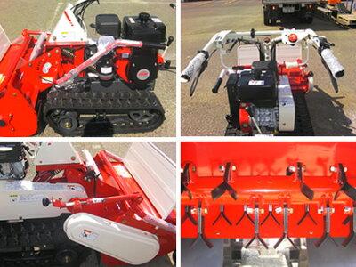 アテックス自走式草刈機モア(モアー)ハンマーRX-651刈馬王ハンマーナイフモアRX651