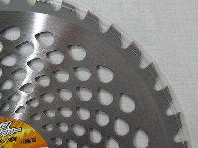 グローランド刈スマチップソー255mm・40枚刃1枚入